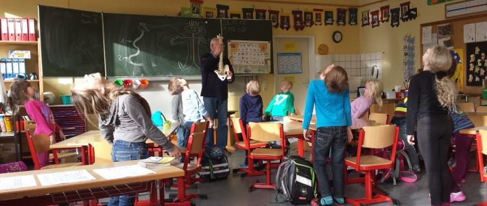 25.11.2015 Aktionstag Bewegte Schule