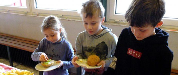 Gesundes Schulfrühstück für alle!